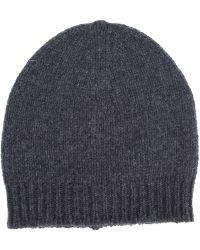 Dolce & Gabbana Beanie Hat - Lyst