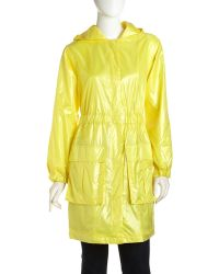 Isaac Mizrahi New York - Anorak Hooded Jacket  - Lyst