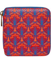 Liberty London Red Small Wallet - Lyst