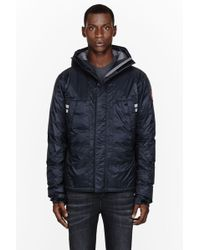 Canada Goose - Black Down Mountaineer Jacket - Lyst