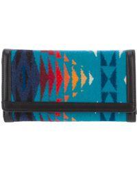 Pendleton - Patterned Wallet - Lyst