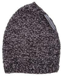 Werkstatt:münchen - Chunky Knit Beanie - Lyst