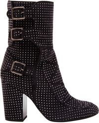 Laurence Dacade 'Merli' Studded Boots - Lyst