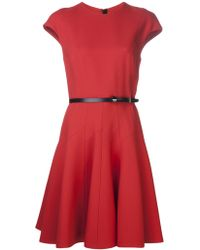 Jason Wu Flounce Dress - Lyst