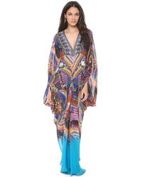 Camilla African Queen Cover Up Caftan - Lyst