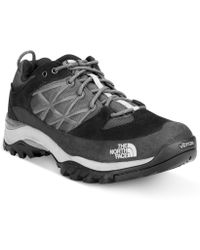 The North Face Storm Waterproof Hiking Shoes - Lyst