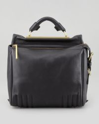 3.1 Phillip Lim Ryder Small Leather Crossbody Bag - Lyst