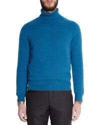 Aspesi - Turtleneck Long Sleeve Pullover - Lyst