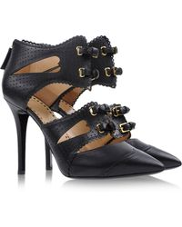 Moschino Cheap & Chic Closed Toe - Lyst