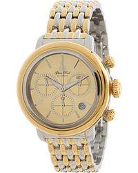 Glam Rock - Two-tone Bracelet Watch - Lyst