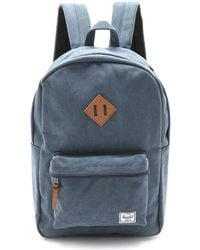 Herschel Supply Co. Washed Heritage Backpack - Lyst