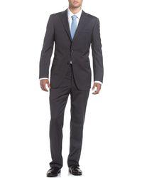 Hickey Freeman Milburn Striped Suit - Lyst
