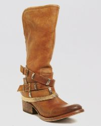 Freebird by Steven Tall Boots Drover - Lyst