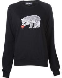 Holly Fulton - Screen Print Sweatshirt - Lyst