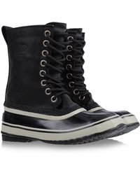 Sorel Rain Cold Weather Boots - Lyst