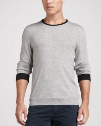 Rag & Bone Lightweight Crewneck Sweater - Lyst