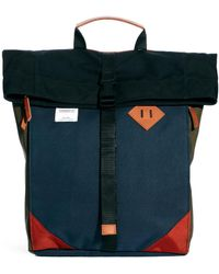 Blk Pine Workshop - Sandqvist Eddy Rolltop Backpack - Lyst