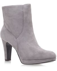 Nine West Pook Ankle Boots - Lyst