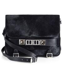 Proenza Schouler Ps11 Classic Pony Hair Shoulder Bag - Lyst