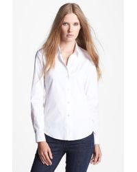 Theory Larissa 2 Shirt - Lyst