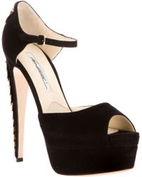 Brian Atwood 'Rocycle' Sandal - Lyst