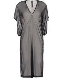 Gareth Pugh Short Dress - Lyst