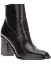 Saint Laurent Ankle Boot - Lyst