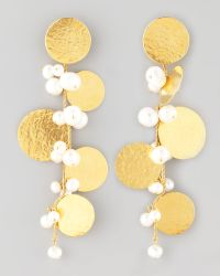 Herve Van Der Straeten - Pastilles Drop Earrings - Lyst
