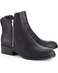 3.1 Phillip Lim Black Leather Alexa Boots - Lyst