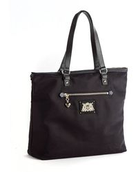 Juicy Couture Penny Ziptop Tote Bag - Lyst