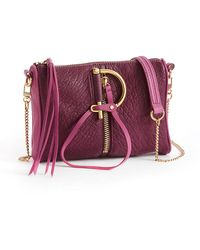 Kelsi Dagger Caroline Leather Crossbody Bag - Lyst