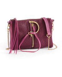 Kelsi Dagger Caroline Leather Crossbody Bag - Lyst