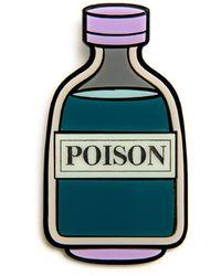 Yazbukey - Poison Brooch - Lyst