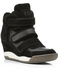 Ash - Alex Wedge Trainer - Lyst