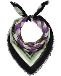 Mother Of Pearl - Purple Esmie Scarf - Lyst
