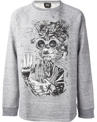 Marc Jacobs G  Printed Sweatshirt - Lyst