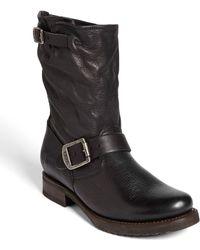 Frye Veronica Shortie Boot - Lyst