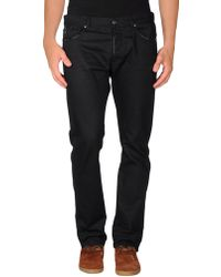 Giovanni Cavagna - Denim Pants - Lyst