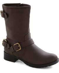 ModCloth | Thistle Be Great Boots | Lyst