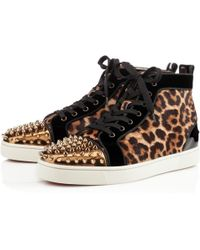 christian louboutin men's - Shop Women\u0026#39;s Christian Louboutin Sneakers | Lyst