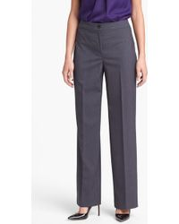 Jones New York | Sloane Seasonless Stretch Trousers | Lyst