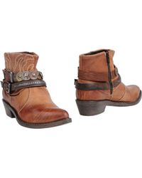 Nana' Ankle Boots - Lyst