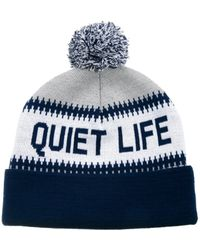 The Quiet Life Flake Bobble Hat - Lyst