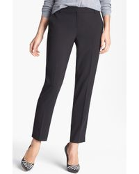 Trouvé Trouvé Slim Ankle Pants - Lyst
