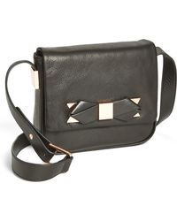 Ted Baker Metal Bow Crossbody Bag - Lyst