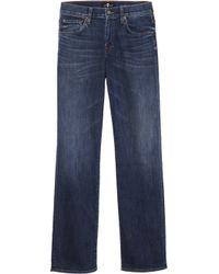 7 For All Mankind Austyn 975oz Relaxed Leg Jeans - Lyst