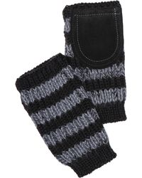 Paul Smith Patch Mittens - Lyst