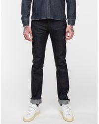 Rogue Territory Navy Selvage Stanton - Lyst