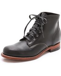 Wolverine 1000 Mile Boots - Lyst