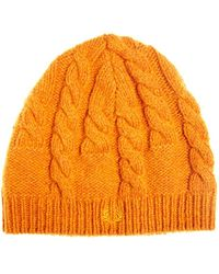 Fred Perry - Cable Beanie - Lyst